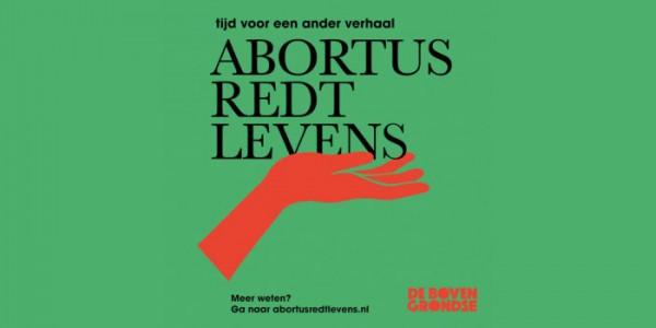 Actie Abortus Redt Levens van De Ondergrondse